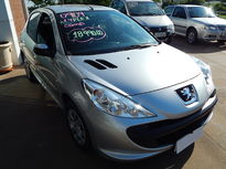 Peugeot 207 207 Passion XR 1.4 8V (flex) 2009}