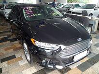 Ford Fusion Titanium 2.0 EcoBoost AWD 2015}
