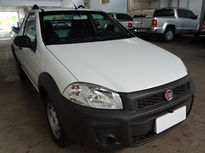 Fiat Strada Working 1.4(Flex) (Cab Estendida) 2015}