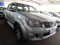 Toyota Hilux  2.7 SRV 4X4 CD 16V FLEX 4P AUTOMÁTICO 2014}