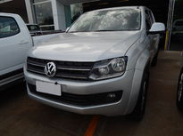Volkswagen Amarok 2.0 TDi AWD Trendline 2013}