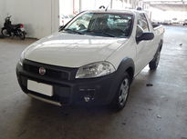 Fiat Strada Hard Working CS 1.4 EVO (Flex) 2017}