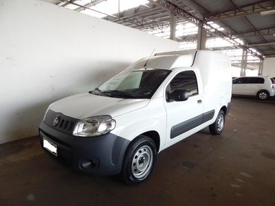 Fiat Fiorino Hard Working 1.4 EVO (Flex) 2017}