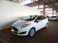 Ford New Fiesta Sedan Titanium 1.6 (Aut) 2014}