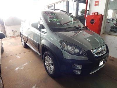 Fiat Idea Adventure 1.8 16V E.TorQ 2011}
