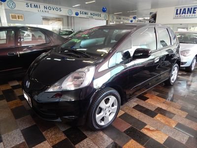 Honda Fit New  LXL 1.4 (flex) (aut) 2010}