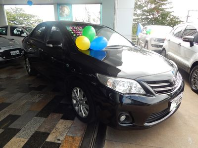 Toyota Corolla Sedan 2.0 Dual VVT-I Altis (flex)(aut) 2013}