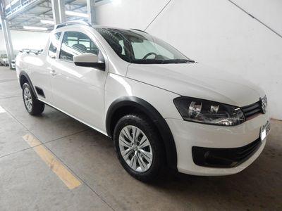 Volkswagen Saveiro Trendline 1.6 CE 2015}
