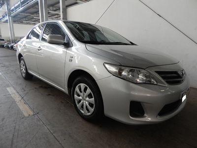 Toyota Corolla Sedan XLi 1.8 16V (flex) (aut) 2012}