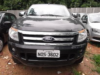Ford Ranger XLT 2.5 Flex MT 2014}