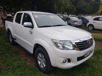 Toyota Hilux Cabine Dupla SRV A/T 2.7L 4x2 Flex 2015}