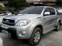 Toyota Hilux 3.0 SRV 4X4 CD 16V TURBO INTERCOOLER DIESEL 4P AUTOMÁTICO 2009}