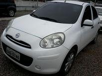 Nissan March 1.0 S 16V FLEX 4P MANUAL 2013}