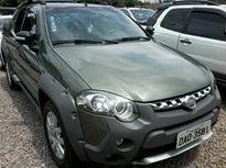 Fiat Strada Adventure 1.8 16V (Flex) (Cab Dupla) 2015}