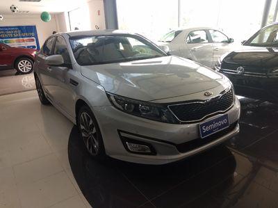 Kia Motors Optima 2.4 EX (Aut)Y556 2016}