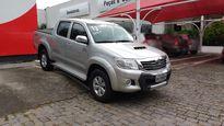 Toyota Hilux SRV 4X4 16V T. INTERCOOLER DIESEL 4P AUT. 2013}