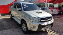 Toyota Hilux Cabine Dupla SRV A/T 4x4 Diesel 2010}