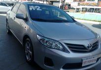 Toyota Corolla 1.8 GLi Automático Couro Flex 2012}