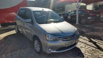 Toyota Etios Hatch XLS 1.5L Flex 2016}