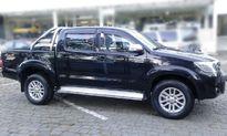 Toyota Hilux Cabine Dupla SRV A/T Top 3.0L 4x4 Diesel 2014}