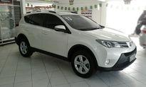 Toyota RAV4 2.0L 4x2 CVT 2013}