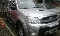 Toyota Hilux Cabine Dupla SR M/T 3.0L 4x4 Diesel 2011}
