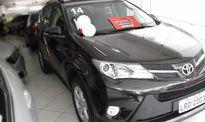 Toyota RAV4 4x4 2.0 16V (aut) 2014}