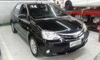 Toyota Etios Sedan XLS 1.5L Flex 2014}