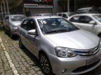 Toyota Etios Sedan Platinum 2016 2016}