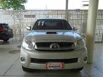 Toyota Hilux Cabine Dupla SRV A/T 2.7L 4x2 Flex 2011}