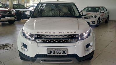 Land Rover Range Rover Evoque 2.0 Si4 Prestige Tech Pack 2015}