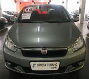 Fiat Grand Siena Essence Dualogic 1.6 16V (Flex) 2016}