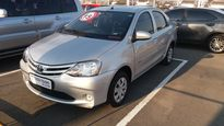 Toyota Etios Sedan X 1.5L (Flex) 2015}