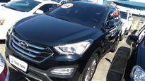 Hyundai Santa Fe 3.3L V6 4x4 (Aut) 5L 2014}