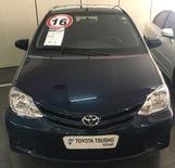 Toyota Etios Sedan X 1.5 (Flex) 2016}