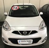 Nissan March 1.0 SV 2015}