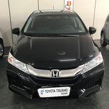 Honda City LX 1.5 16V (flex) (aut.) 2016}