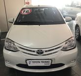 Toyota Etios Hatch Etios XS 1.5 (Flex) 2016}