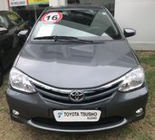 Toyota Etios Sedan XLS 1.5L Flex 2016}
