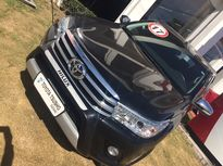 Toyota Hilux Cabine Dupla Diesel SRV 2.8L Turbo (Aut) 2017}