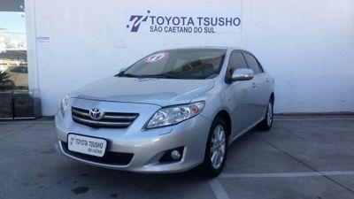Toyota Corolla Sedan Altis 2.0 16V (flex) (aut) 2011}