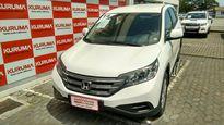 Honda CR-V LX 2.0 16v (Aut) 2014}