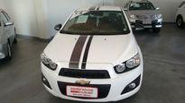Chevrolet Sonic Hatch LTZ 1.6 (Aut) 2014}