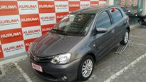 Toyota Etios Hatch Etios XLS 1.5 (Flex) 2014}