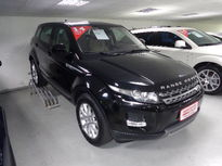 Land Rover Evoque 2.0 Si4 4WD Pure 2014}