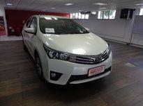 Toyota Corolla Sedan 2.0 Dual VVT-I Altis (flex)(aut) 2017}