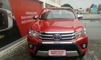 Toyota Hilux 3.0 SRV 4X4 CD 16V TURBO INTERCOOLER DIESEL 4P AUTOMÁTICO 2016}