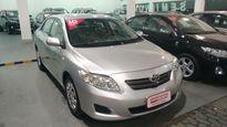 Toyota Corolla 1.8 GLI 16V MANUAL 2010}