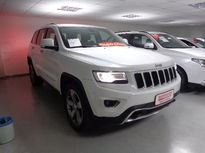 Jeep Grand Cherokee 3.6 V6 Limited 4WD 2014}