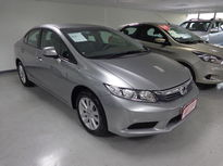 Honda Civic New  LXS 1.8 16V (flex) 2012}